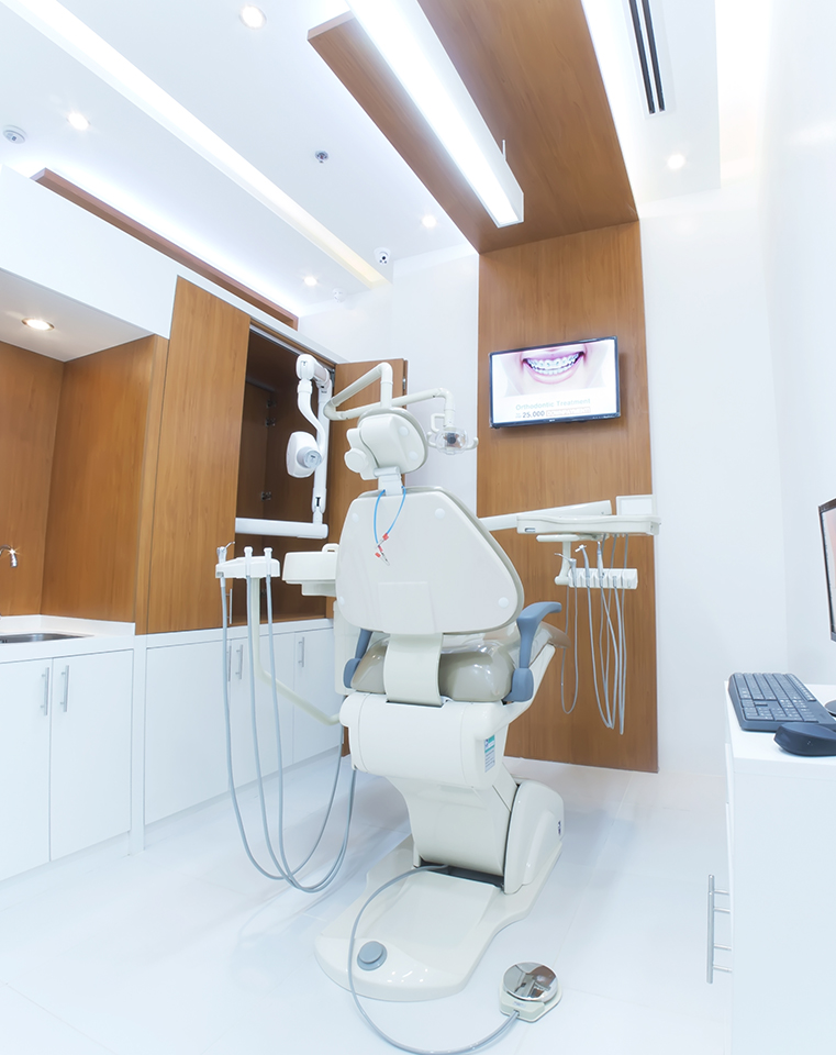 Novodental treatment room