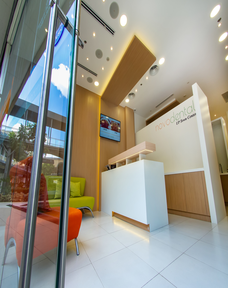 novodental reception area